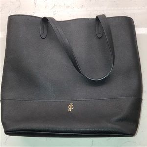 Juicy couture black durable bag